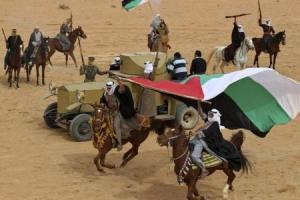 تجسيد أحداث ثورة 1916 العربية لتنشيط السياحة بالأردن